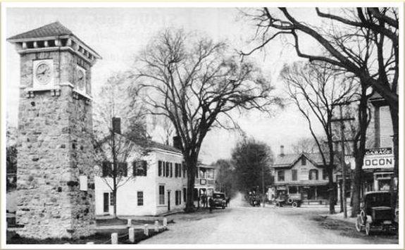 S Main Street old